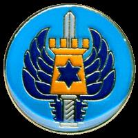 סמל יחידת בינוי בח''א 6 חצרים גרסה 1