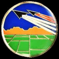 סמל בסיס בח''א 28 נבטים גרסה 1