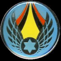 סמל בסיס כנף 25 רמון גרסה 1