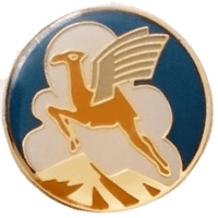 סמל טייסת 100 הגמל המעופף גרסה 3