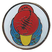 סמל טייסת 105 העקרב גרסה 1