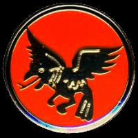 סמל טייסת 118 דורסי הלילה גרסה 1