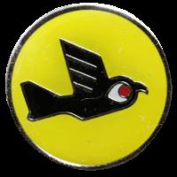 סמל טייסת 131 אבירי הציפור הצהובה גרסה 1
