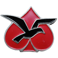 סמל טייסת 133 אבירי הזנב הכפול גרסה 1