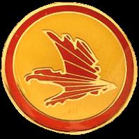 סמל טייסת 144 עוף החול גרסה 1
