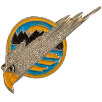 סמל טייסת 149 התוכי המנפץ גרסה 1