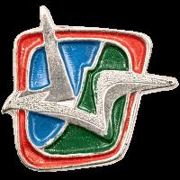 סמל טייסת 254 מרכז המדינה גרסה 1