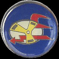 סמל יחידה 555 עורבי השחקים גרסה 1