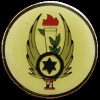 סמל בית הספר לקציני אחזקה, מנהלה ועתודה גרסה 1