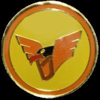 סמל יחידת מאמני טיסה - ימ''ט 520 גרסה 1
