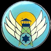 סמל מחלקת הגנה קרקעית גרסה 1