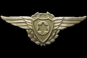 סמל חיל האוויר הראשון גרסה 1