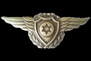 סמל חיל האוויר הראשון גרסה 2