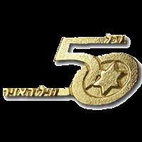 סמל יובל לחיל האוויר גרסה 1