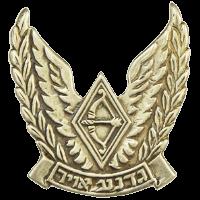 סמל כובע גדנ''ע אוויר גרסה 1
