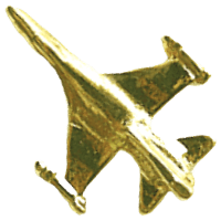 סמל מטוס 'נץ'-'ברק' גרסה 1