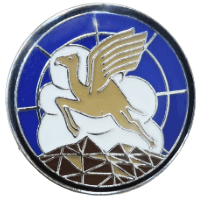 סמל טייסת 100 הגמל המעופף גרסה 1
