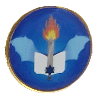 סמל טייסת הדרכה ביסל''א 883 גרסה 1