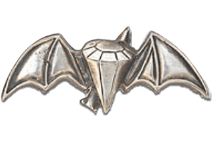 סמל לוחם 'פטריוט' גרסה 1