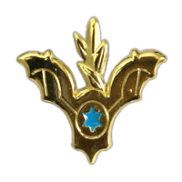 """סמל מש""""ק הגנה אווירית גרסה 2"""