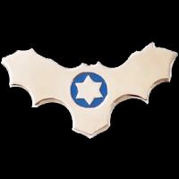 סמל קצין הגנה אווירית גרסה 1