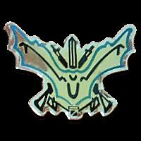 סמל לוחם 'וולקן' גרסה 1